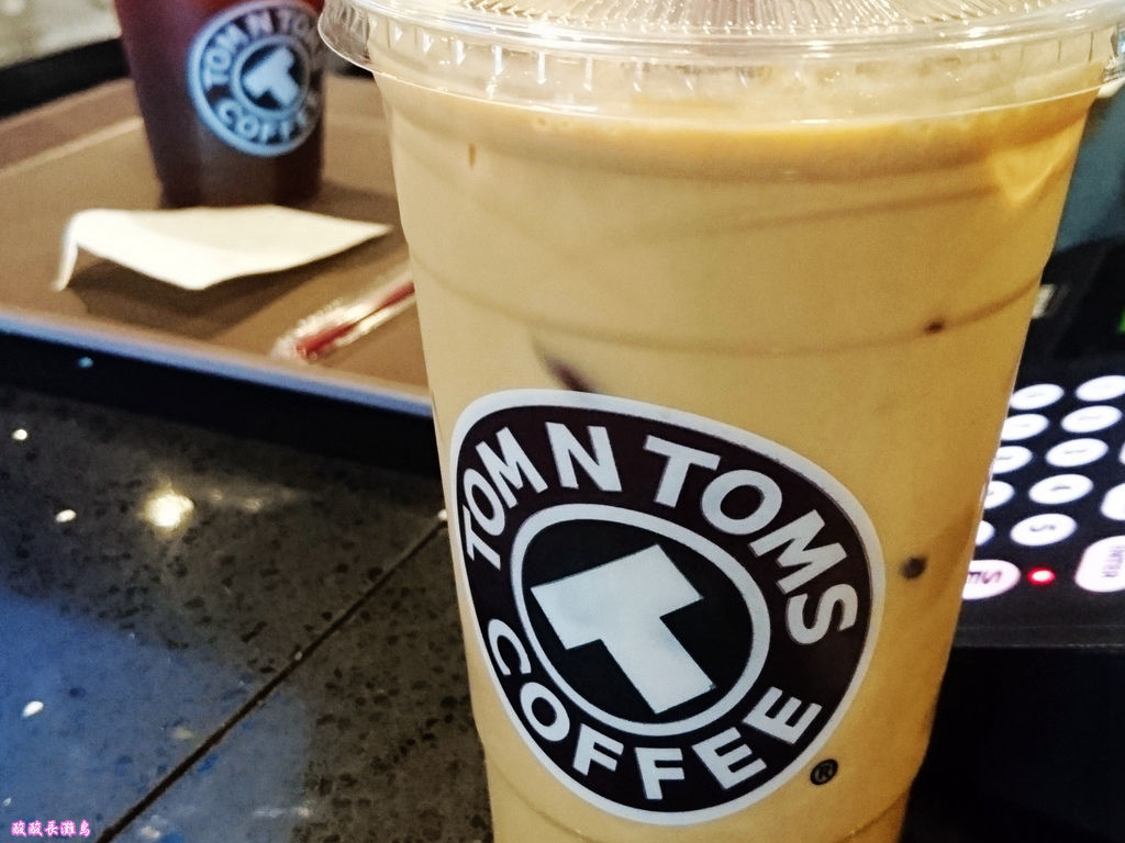 31-Boracay TOM N TOMS COFFEE 長灘島國際連鎖咖啡.JPG