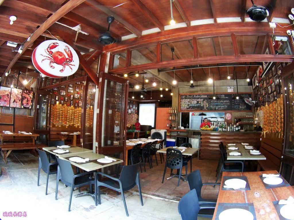 06-Boracay長灘島螃蟹餐廳Wokeria Crab Pasta House.JPG