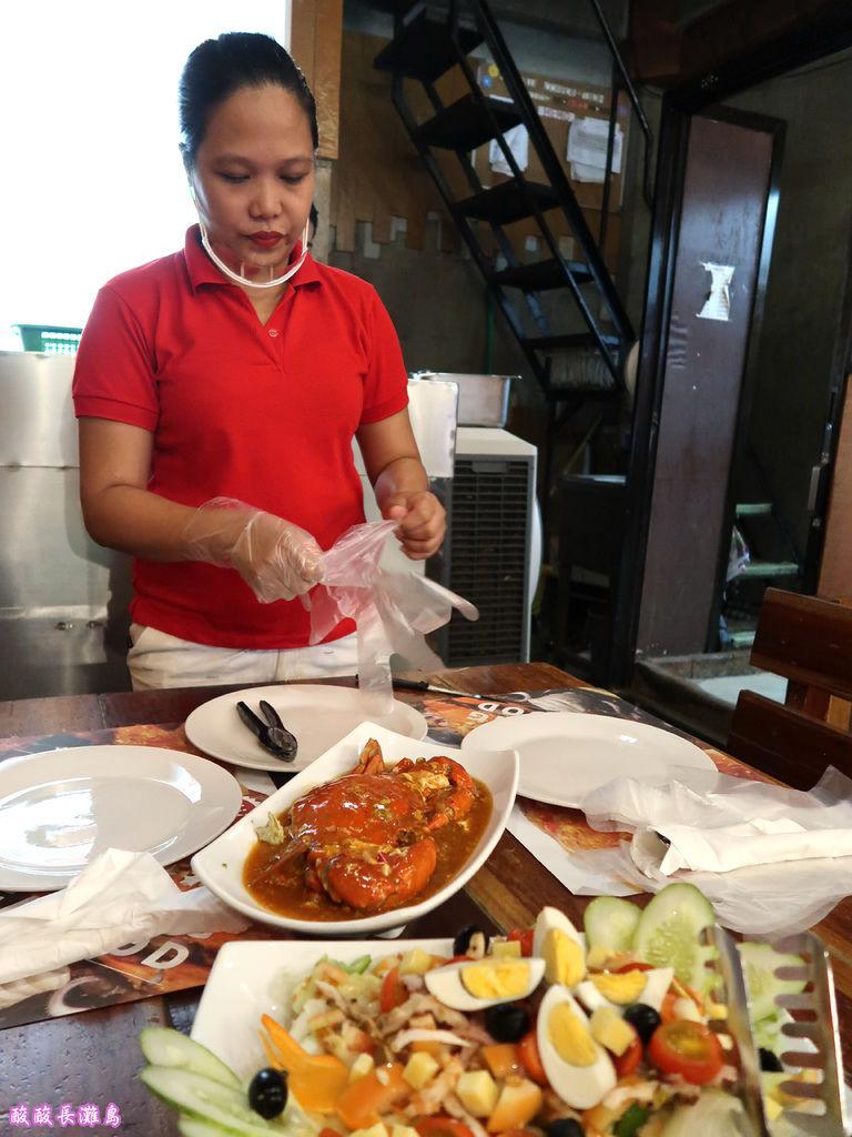 14-Boracay長灘島螃蟹餐廳Wokeria Crab Pasta House.JPG