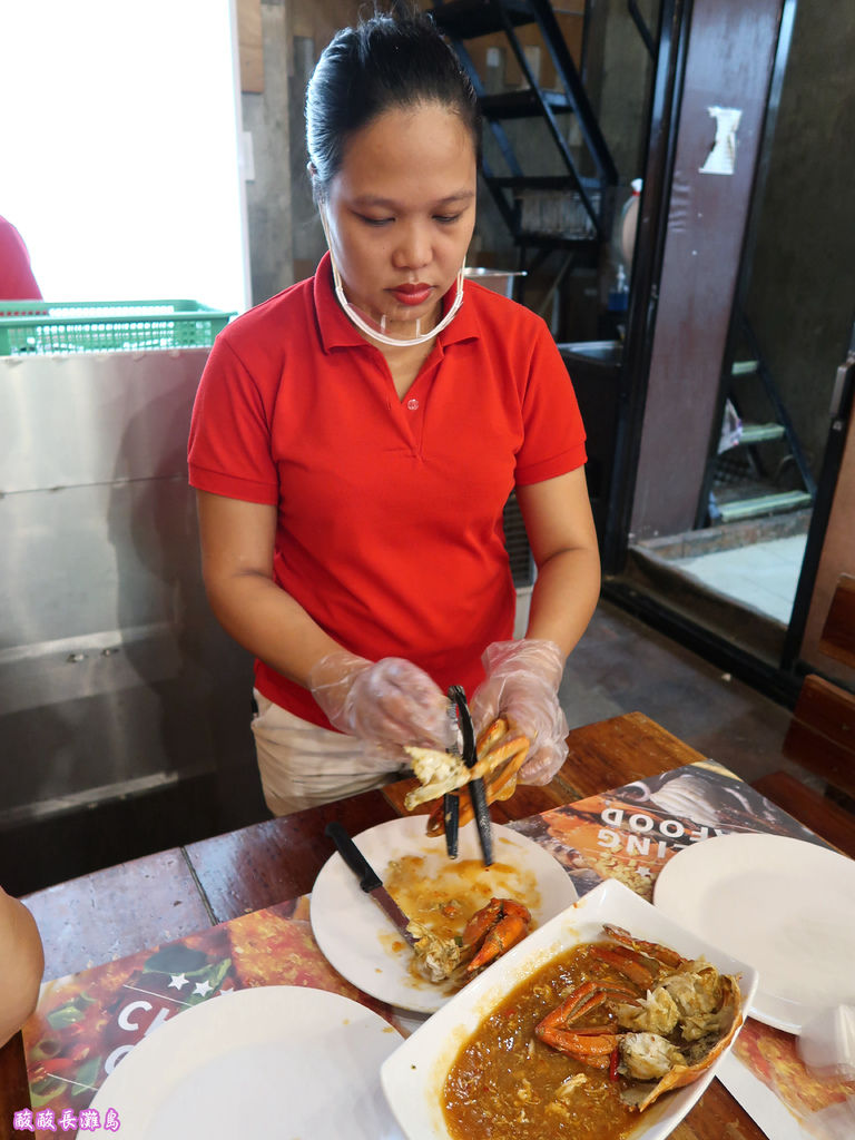 17-1-Boracay長灘島螃蟹餐廳Wokeria Crab Pasta House.JPG