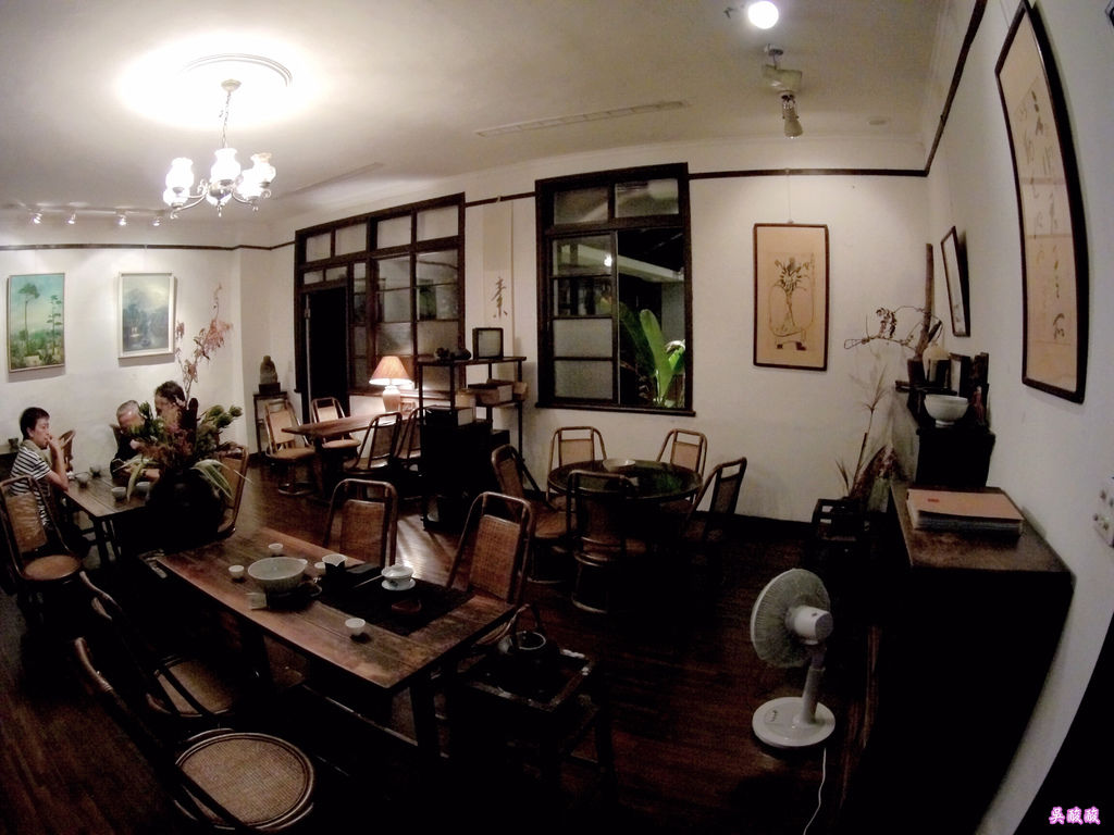 28-紫藤廬 Wistaria Tea House泡茶去.JPG