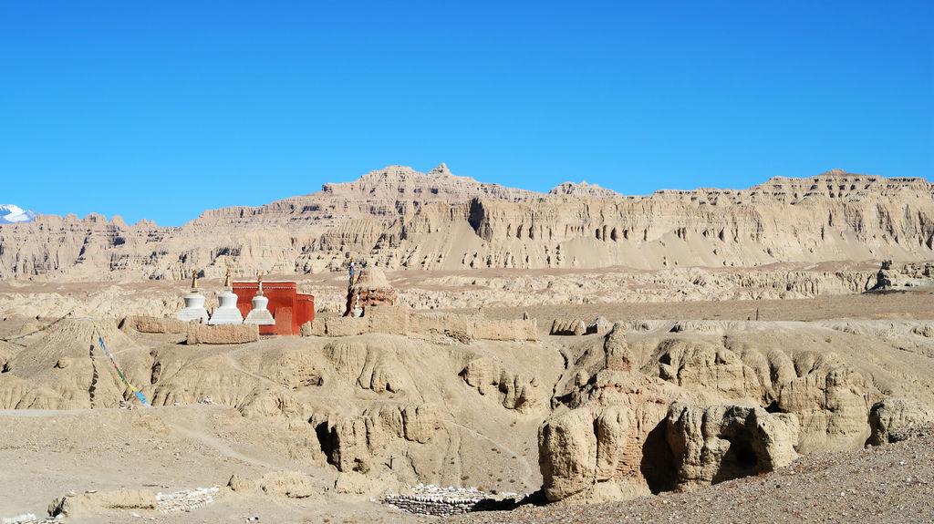 11-西藏阿里千年遺跡 古格王朝 吳酸酸西藏.JPG