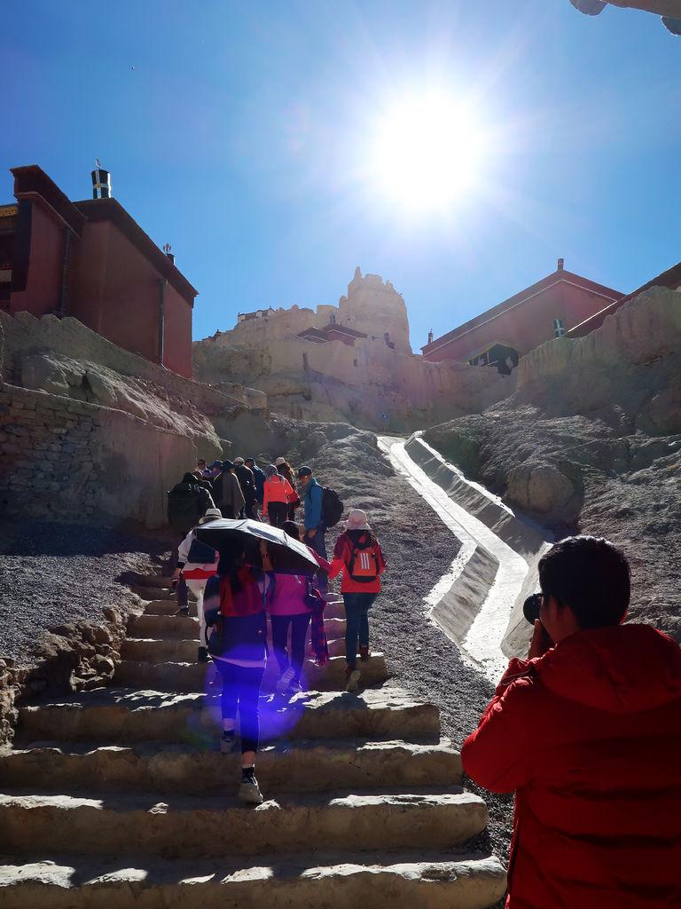 22-西藏阿里千年遺跡 古格王朝 吳酸酸西藏.JPG