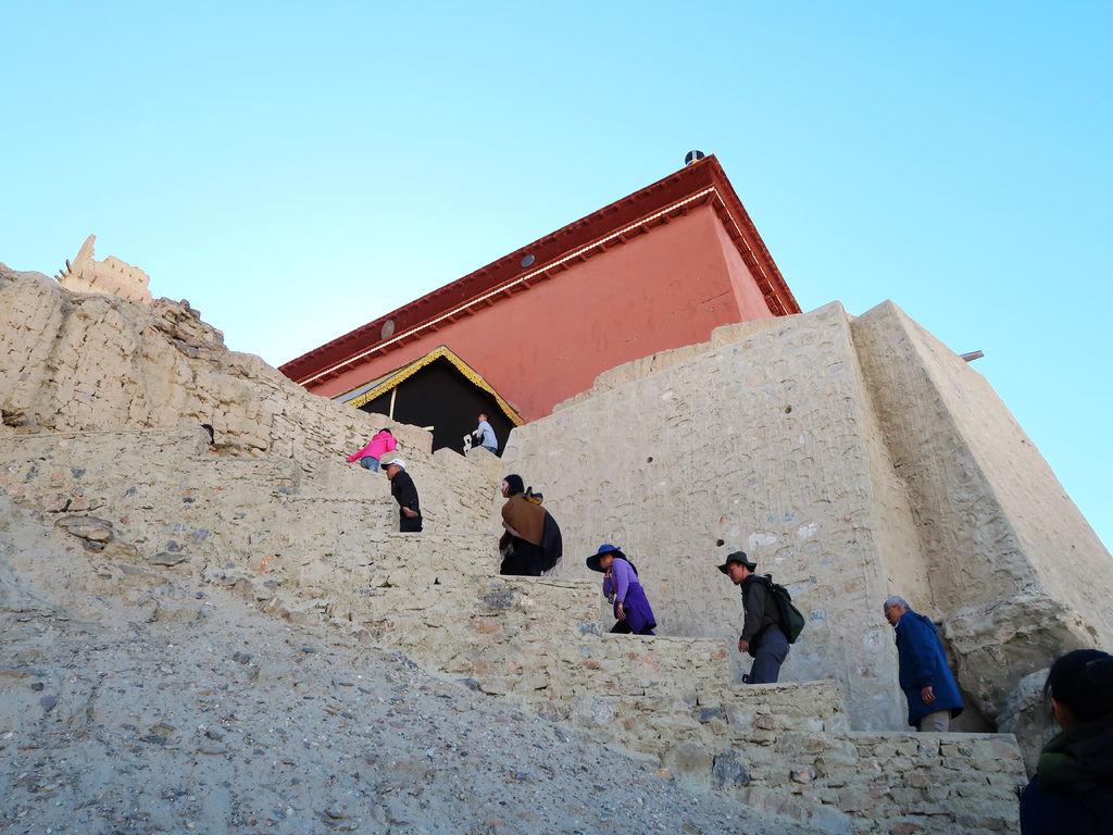33-西藏阿里千年遺跡 古格王朝 吳酸酸西藏.JPG