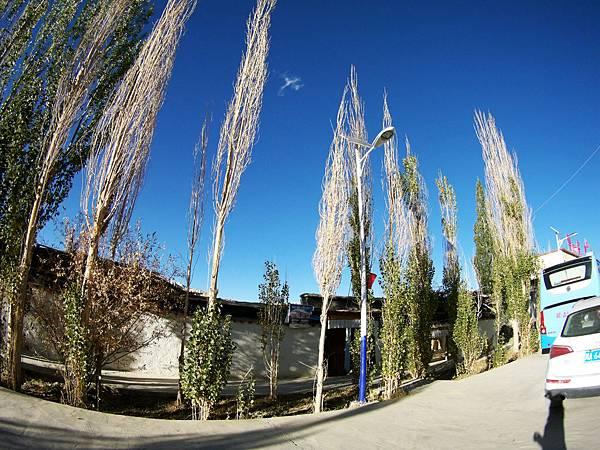 02-西藏阿里 札布讓村 土林民宿 瑪呢家庭旅館.JPG