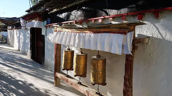 06-西藏阿里 札布讓村 土林民宿 瑪呢家庭旅館.JPG