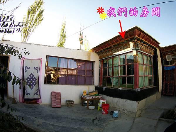 10-西藏阿里 札布讓村 土林民宿 瑪呢家庭旅館.JPG