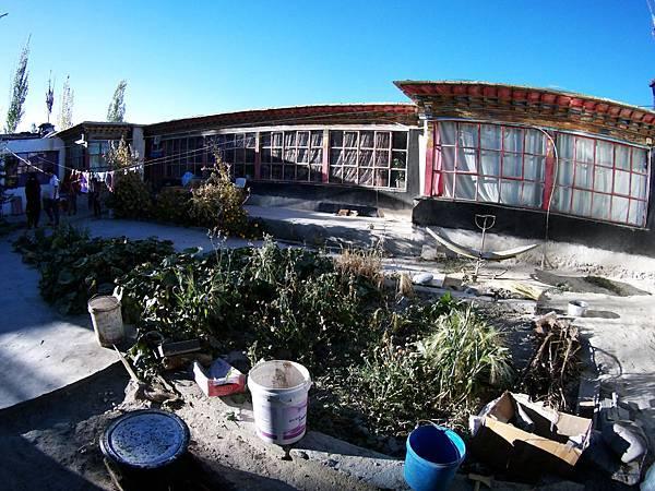 11-西藏阿里 札布讓村 土林民宿 瑪呢家庭旅館.JPG