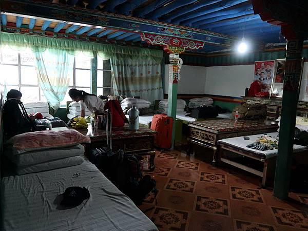 36-西藏阿里 札布讓村 土林民宿 瑪呢家庭旅館.JPG