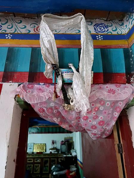 35-西藏阿里 札布讓村 土林民宿 瑪呢家庭旅館.JPG