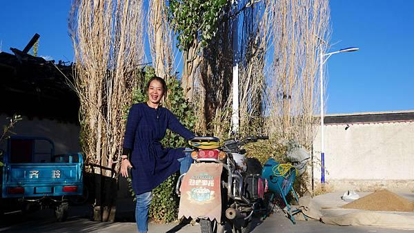 42-西藏阿里 札布讓村 土林民宿 藏民家庭旅館.JPG