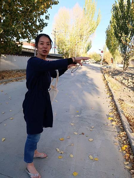 47-西藏阿里 札布讓村 土林民宿 藏民家庭旅館.JPG