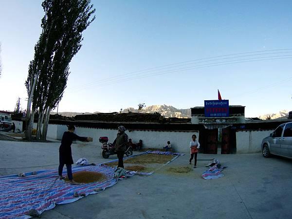 50-西藏阿里 札布讓村 土林民宿 藏民家庭旅館.JPG