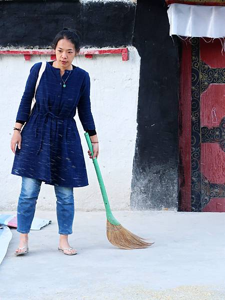 56-西藏阿里 札布讓村 土林民宿 藏民家庭旅館.JPG