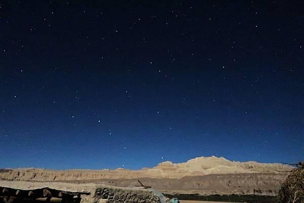 82-西藏阿里 札布讓村 土林民宿 藏民家庭旅館 星空 流星.JPG