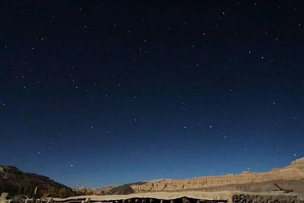 83-西藏阿里 札布讓村 土林民宿 藏民家庭旅館 星空 流星.JPG