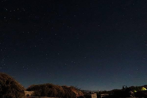85-西藏阿里 札布讓村 土林民宿 藏民家庭旅館 星空 流星.JPG