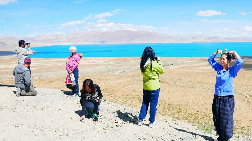 104-珠峰保護區 佩枯措 希夏邦馬峰.JPG