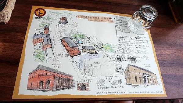 59-國立臺灣博物館南門園區、呦呦荷造場 古蹟裡用餐.JPG