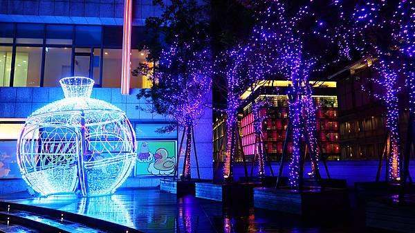 08-統一時代廣場耶誕城。愛Sharing.打造時尚與夢想聖誕.JPG