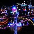 13-統一時代廣場耶誕城。愛Sharing.打造時尚與夢想聖誕.JPG