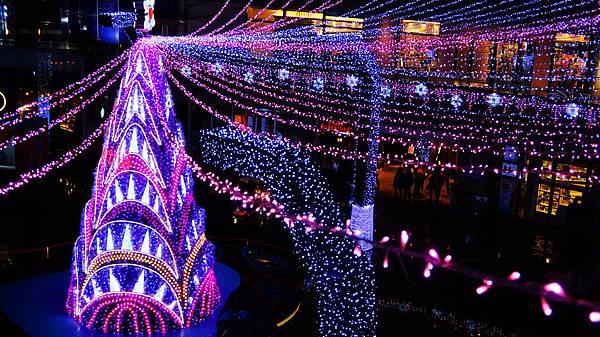 20-統一時代廣場耶誕城。愛Sharing.打造時尚與夢想聖誕.JPG