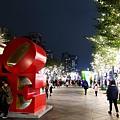 10-台灣 台北101大樓 羅伯特‧印第安那 LOVE.JPG