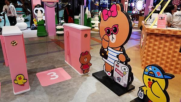 34-LINE好朋友 SAMSUNG x LINE FRIENDS粉甜星旅程.JPG