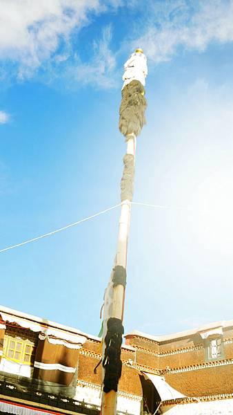 24-西藏吳酸酸 卡若拉冰川.扎什倫布寺.日喀則扎西曲塔大酒店.藏餐炒麵.JPG