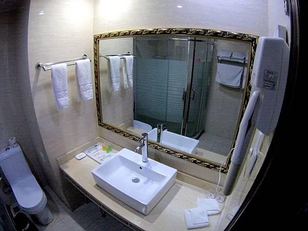 63-西藏吳酸酸 日喀則飯店 扎西曲塔大酒店.JPG