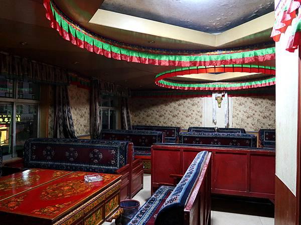 68-西藏吳酸酸 日喀則 藏餐廳 西藏麵片.JPG