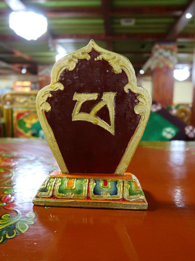 16-西藏日喀則扎西曲塔酒店早餐 吳酸酸.JPG