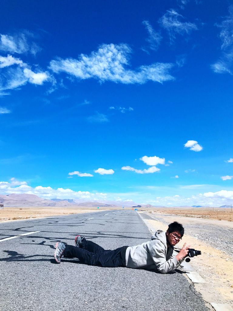 33-從珠峰大本營到薩嘎一路好玩。佩枯措、希夏邦馬.JPG