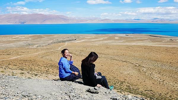 34-從珠峰大本營到薩嘎一路好玩。佩枯措、希夏邦馬.JPG