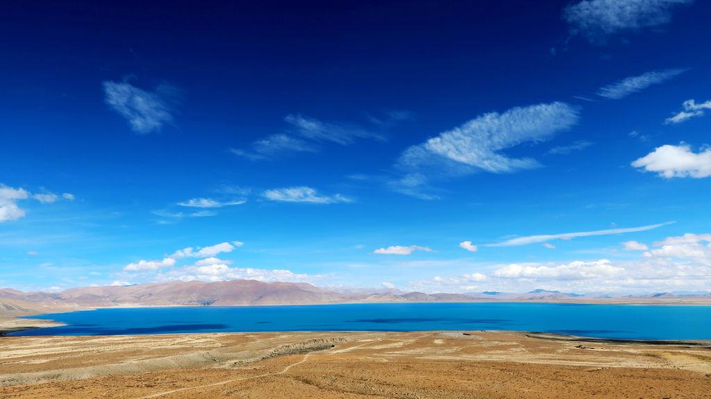 39-從珠峰大本營到薩嘎一路好玩。佩枯措、希夏邦馬.JPG