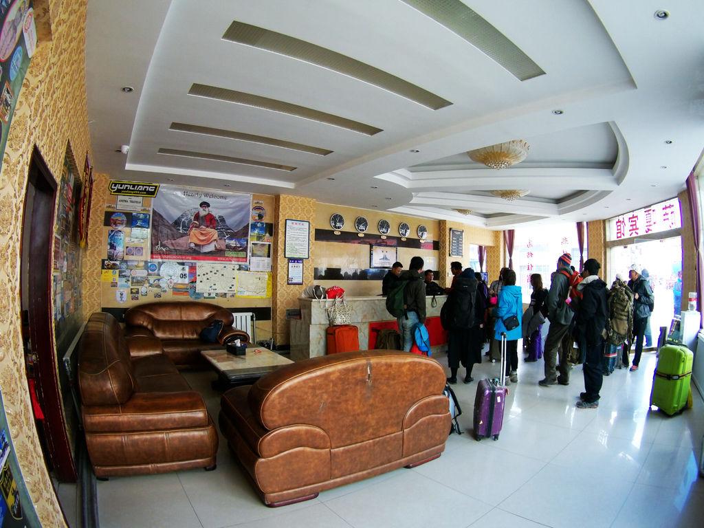 48-從珠峰大本營到薩嘎一路好玩。薩嘎住宿 晚餐 早餐.JPG