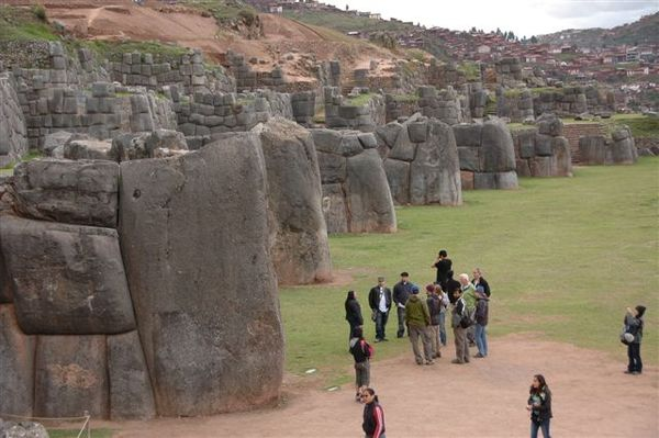 Cusco-下午city tour-Sacsayhuaman遺跡 (58).JPG