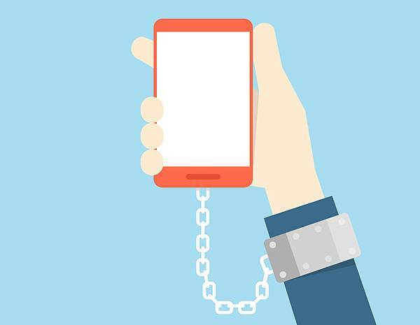 chained-smartphone-addict