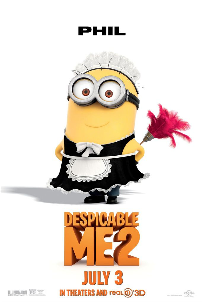 DESPICABLE-ME-2-Phil-The-Minion-Poster
