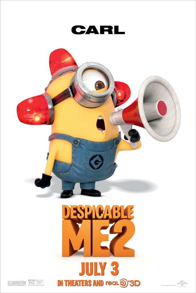 DESPICABLE-ME-2-Carl-The-Minion-Poster