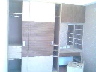 衣櫃造型&書妝台