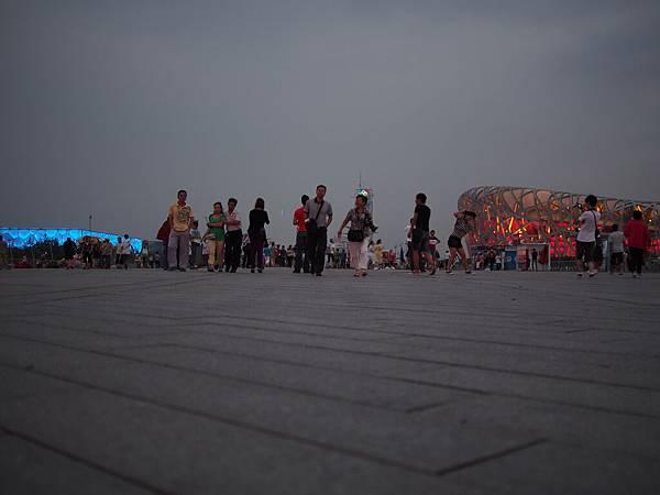 北京鳥巢水利方