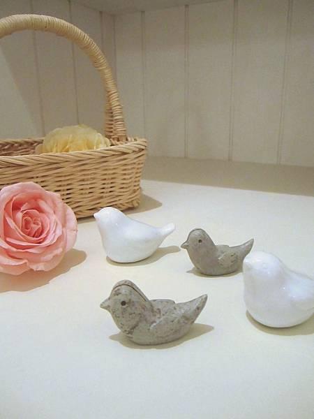 可愛的小鳥兒們