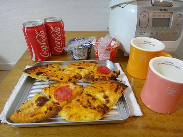 多慶屋不好吃的pizza