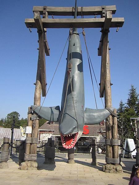 大阪環球影城大白鯊
