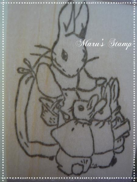 兔馬麻與小兔崽子