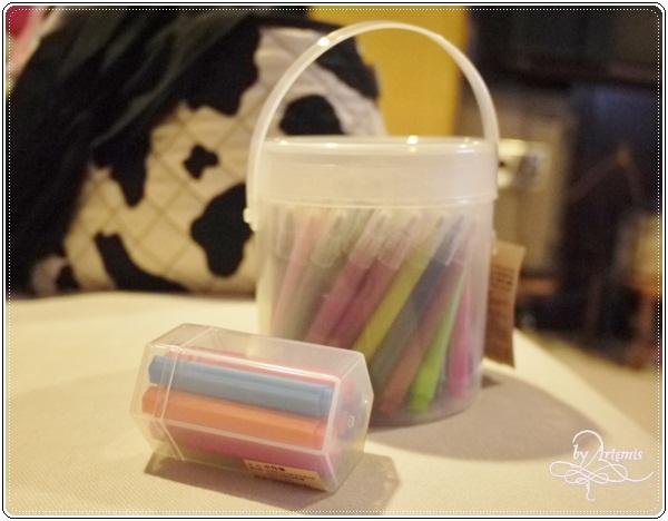 無印良品70色彩色筆+迷你六角色筆