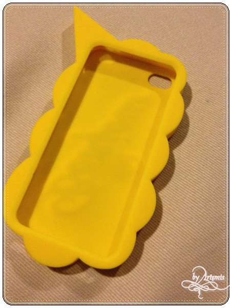 Candies Bonjour iPhone case 軟橡膠