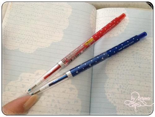 Uni Style fit 迪士尼限定版 單色筆0.38筆芯