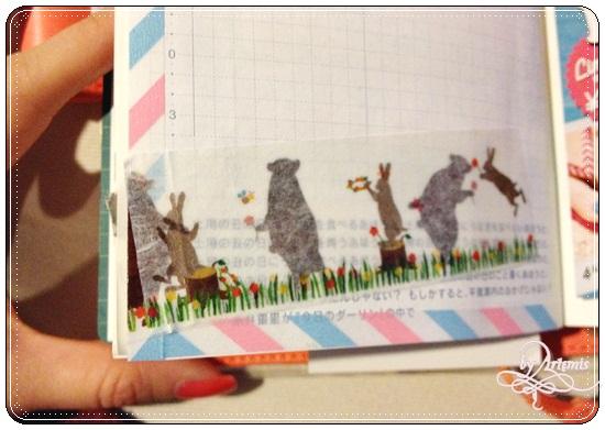 銀座MT store 小兔小熊跳舞